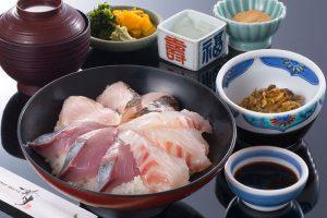 地魚海鮮丼【通年】