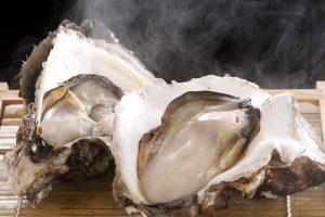 三重県産岩牡蠣蒸し(6月中旬~8月中旬)