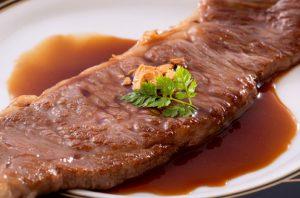 松阪肉ステーキ(9月中旬~5月上旬)