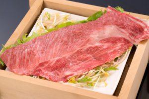 松阪肉蒸ししゃぶ(5月中旬~9月上旬)